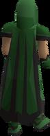 Graceful cape (Hosidius) equipped