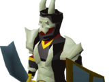 Kourend head guard