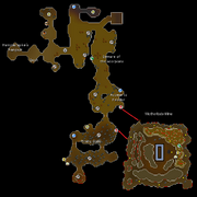 Dwarven Mine map