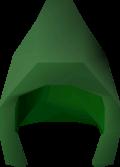 Farming hood detail