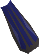 Graceful cape (Agility Arena) detail