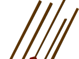 Headless arrow
