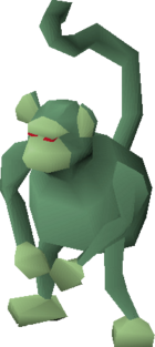 Monkey Zombie
