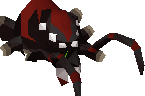 Venenatis spiderling chathead