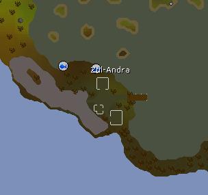 Zul-Andra map