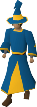 Blue wizard set (g) equipped