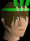 Woodsman hat chathead