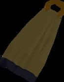 Mourner cloak detail