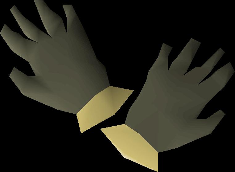 Barrows gloves | Old School RuneScape Wiki | FANDOM powered