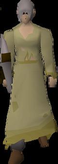 Female slave (white hair)