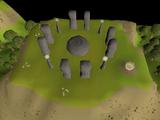 Runecrafting altar