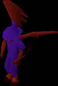 Chaotic death spawn (magic)