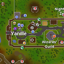 POH location - Yanille