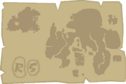 World map in-game