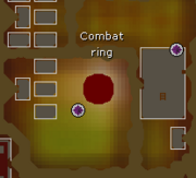 Combat ring (Shayzien) map