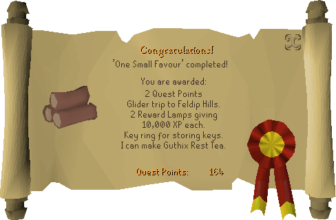 File:One Small Favour reward scroll.png
