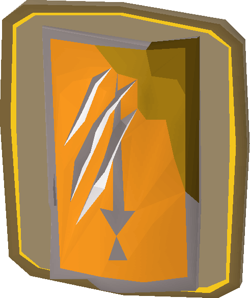 Anti-dragon shield built