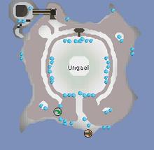 Ungael map