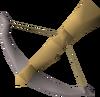 Steel crossbow detail
