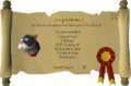 Gertrude's Cat reward scroll.png