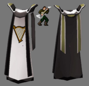 Music cape work-in-progress