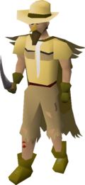 Nickolaus (disguised)