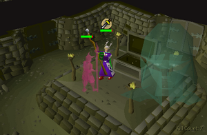 Barrows minigame