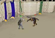 Fighting Hobgoblin Champion