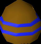 Fishy easter egg detail