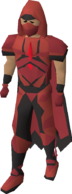 Graceful outfit (Shayzien) equipped