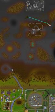 Killing green dragons map