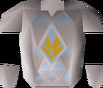 Armadyl d'hide detail