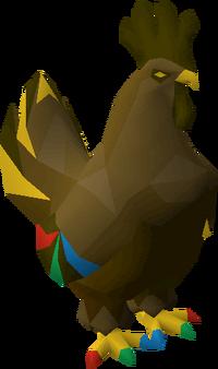 Colossal Chocco Chicken