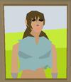Elena portrait built