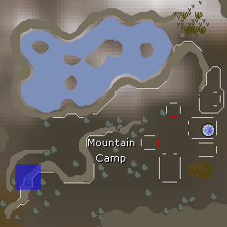 Guard (Mountain Camp) location