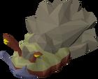 Giant rockslug