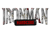 Hardcore Ironman - Coming Nov 10th newspost