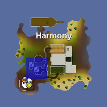 Harmony patch location