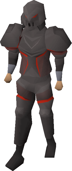 Obsidian armour | Old School RuneScape Wiki | FANDOM powered by Wikia