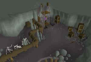 Haunted Mine