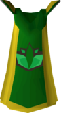 Herblore cape(t) detail