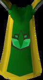 Herblore cape(t) detail
