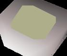 Opal amulet (u) detail