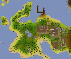 Brimhaven map