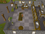 Emote clue - jump joy yanille bank