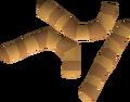 King worm detail