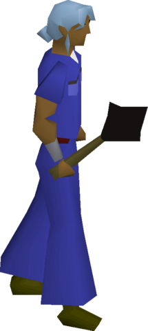 File:Black mace equipped.png