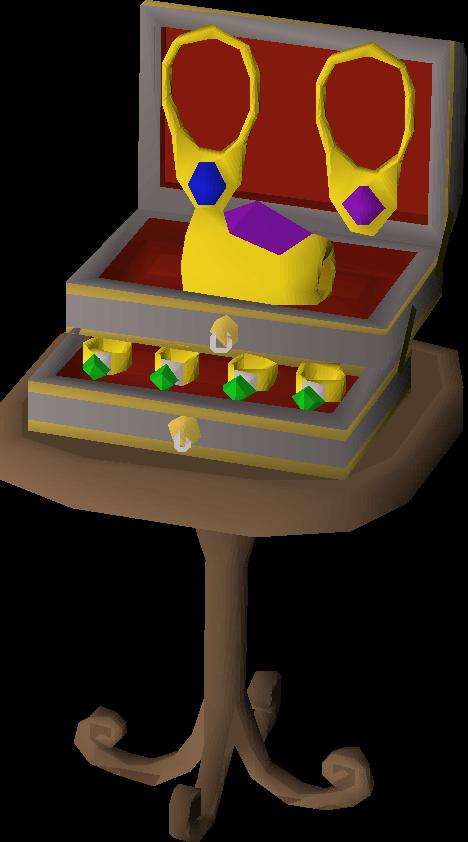 Fancy jewellery box Old School RuneScape Wiki FANDOM powered by