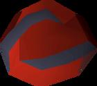 Primordial crystal detail