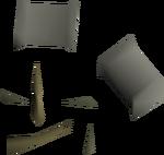 Torag's hammers 0 detail